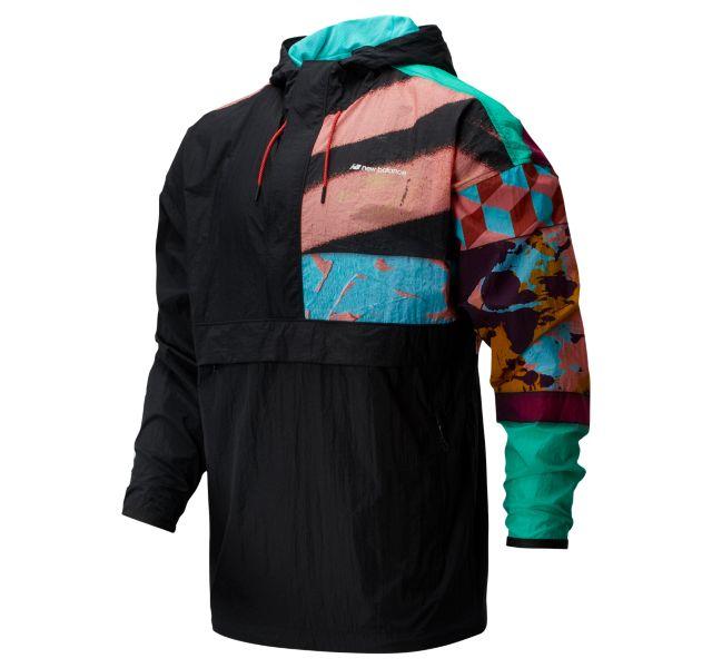 Men's Sport Style Printed Reeder Jacket