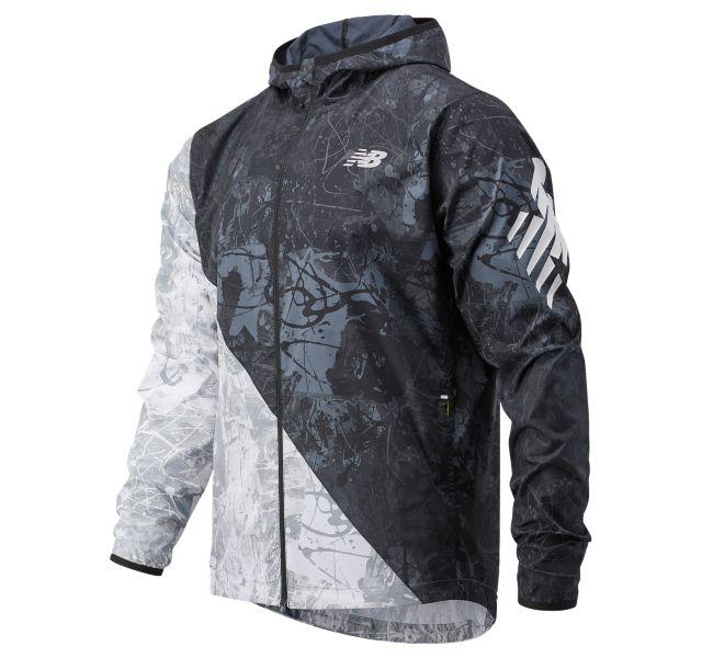 Men's Printed Fast Flight Jacket