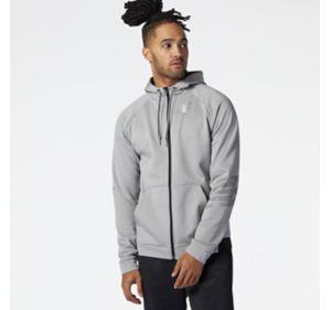 Men's Tenacity Fleece Full Zip Hoodie