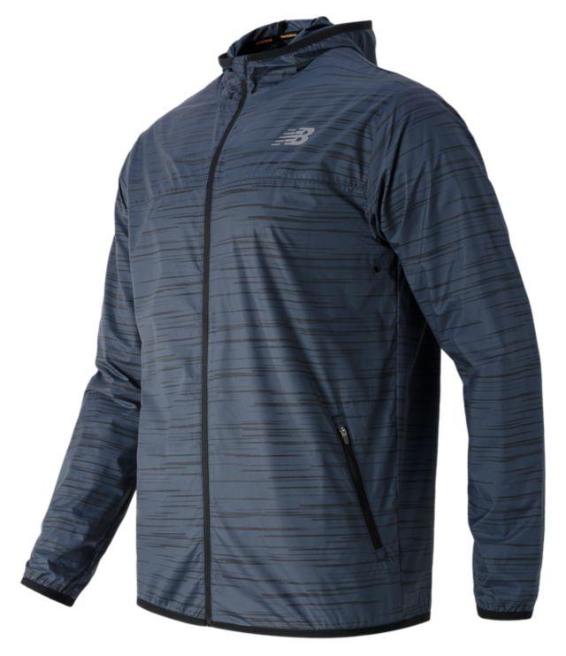 Reflective Windcheater Jacket