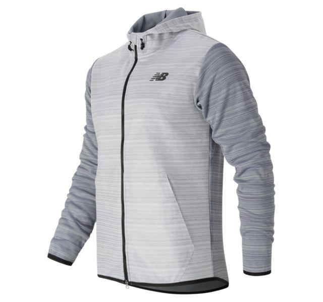 new balance grey kairosport jacket