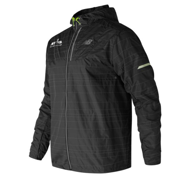 Run for Life Reflective Lite Packable Jacket