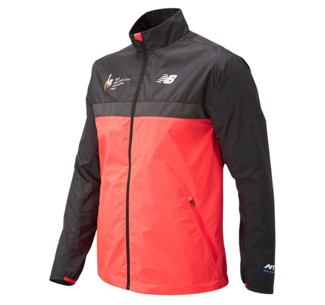 Men's NYC Marathon Windcheater Jacket