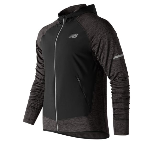 Men's NB Heat Run Jacket
