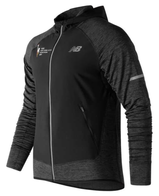 Men's NYC Marathon NB Heat Run Jacket