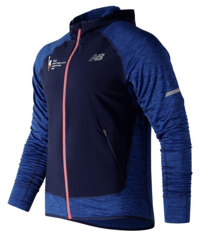 Men's NYC Marathon NB Heat Run Jacket