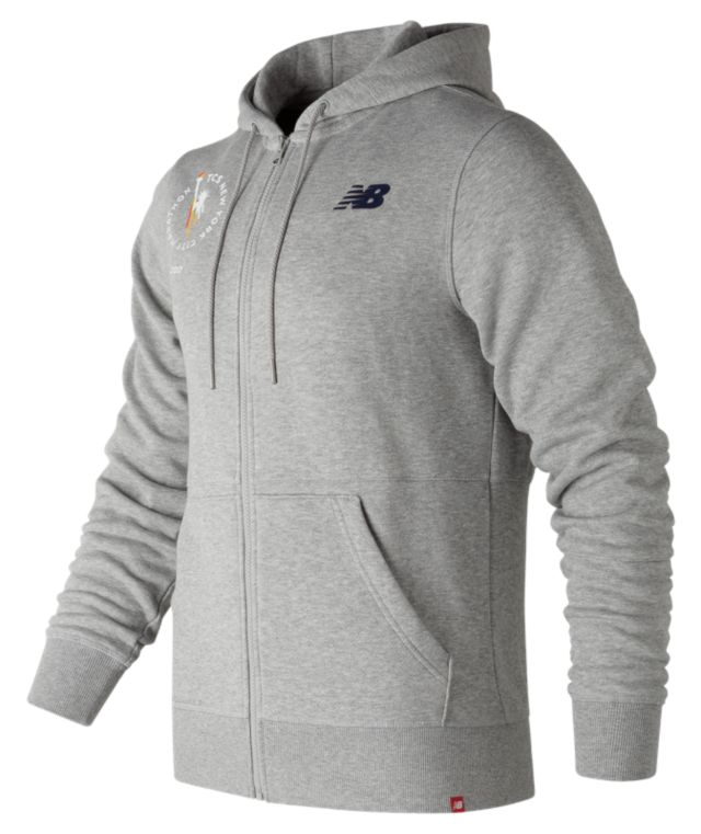 Men's NYC Marathon Essentials Full Zip Hoodie
