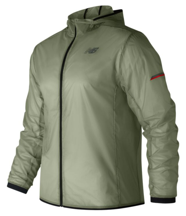 Men's Ultra Light Packable Jacket