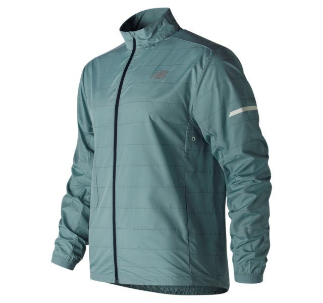 Men's Reflective Packable Jacket