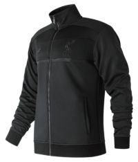 Men's Pitch Black Track Jacket