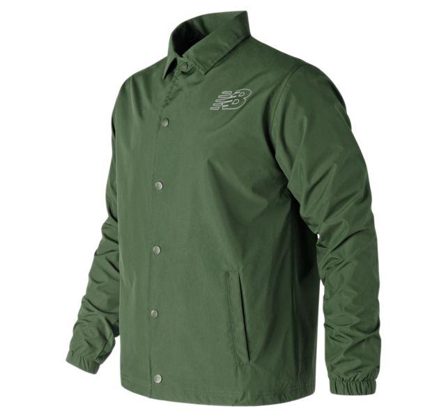 Men's Classic Coaches Jacket