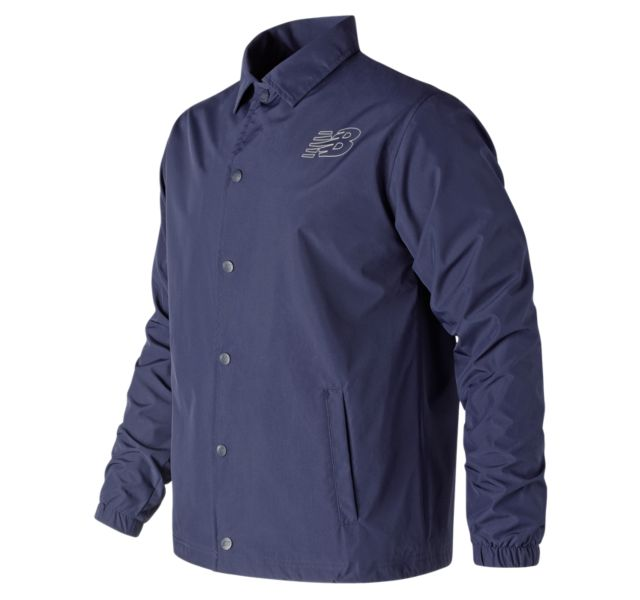 Men's Classic Coaches Jacket