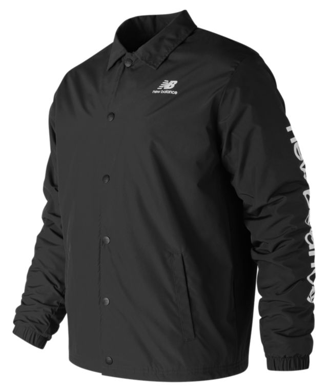 Men's Essentials Winter Coaches Jacket