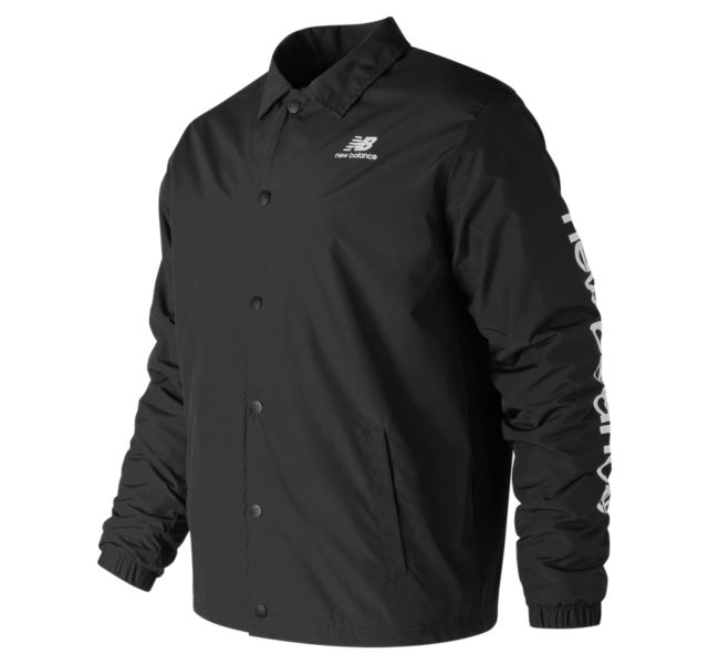 Men's Essentials Winter Coaches Jacket
