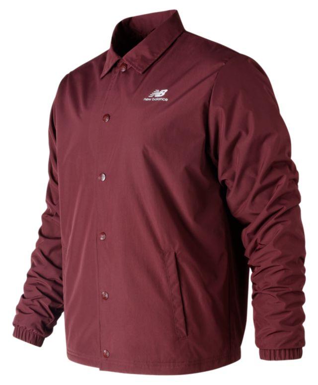 Men's NYC Marathon Essentials Winter Coaches Jacket