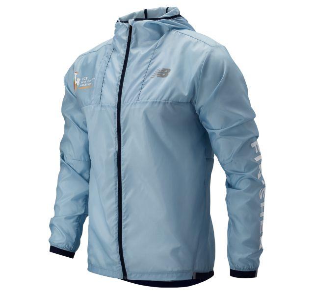 Men's 2019 NYC Marathon Light Packjacket