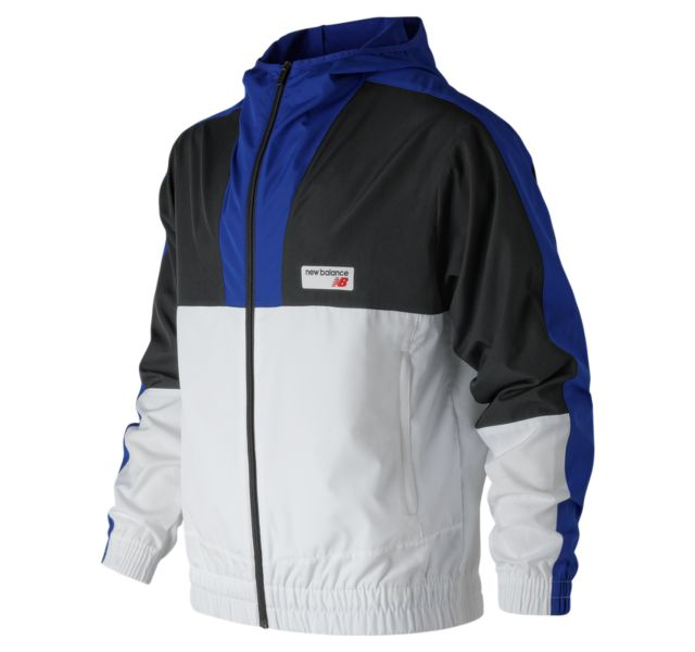 Men's NB Athletics Windbreaker