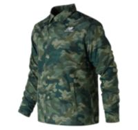 Men's Classic Coaches Stacked Jacket