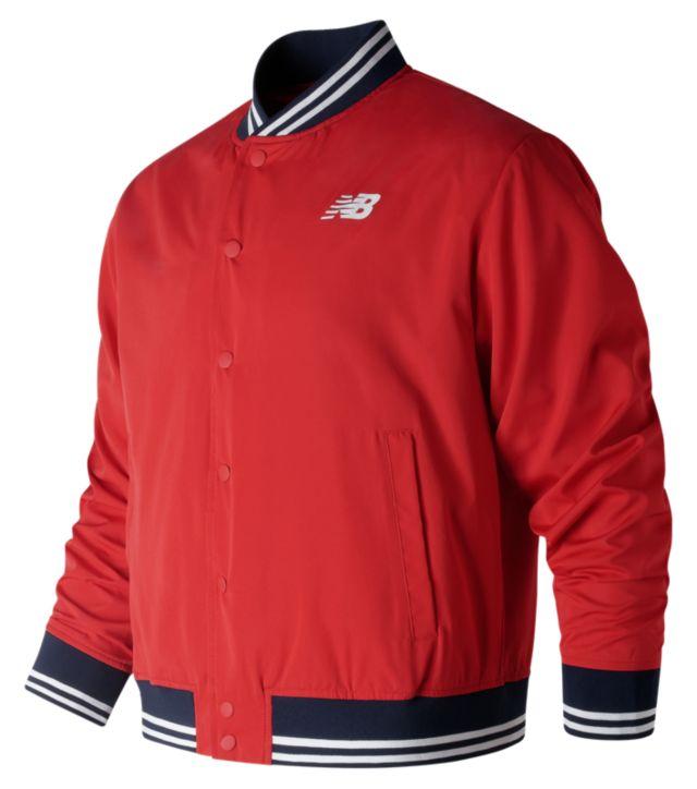 Men's Essentials Stadium Jacket