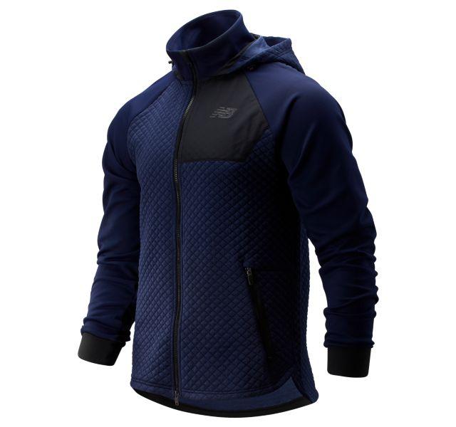 Men's NB Heat Loft Full Zip Hooded Jacket