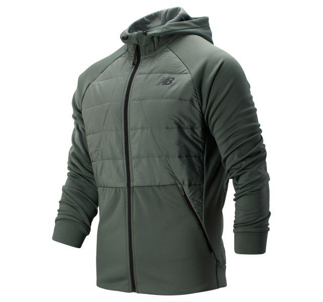 Men's Tenacity Hybrid Puffer Jacket