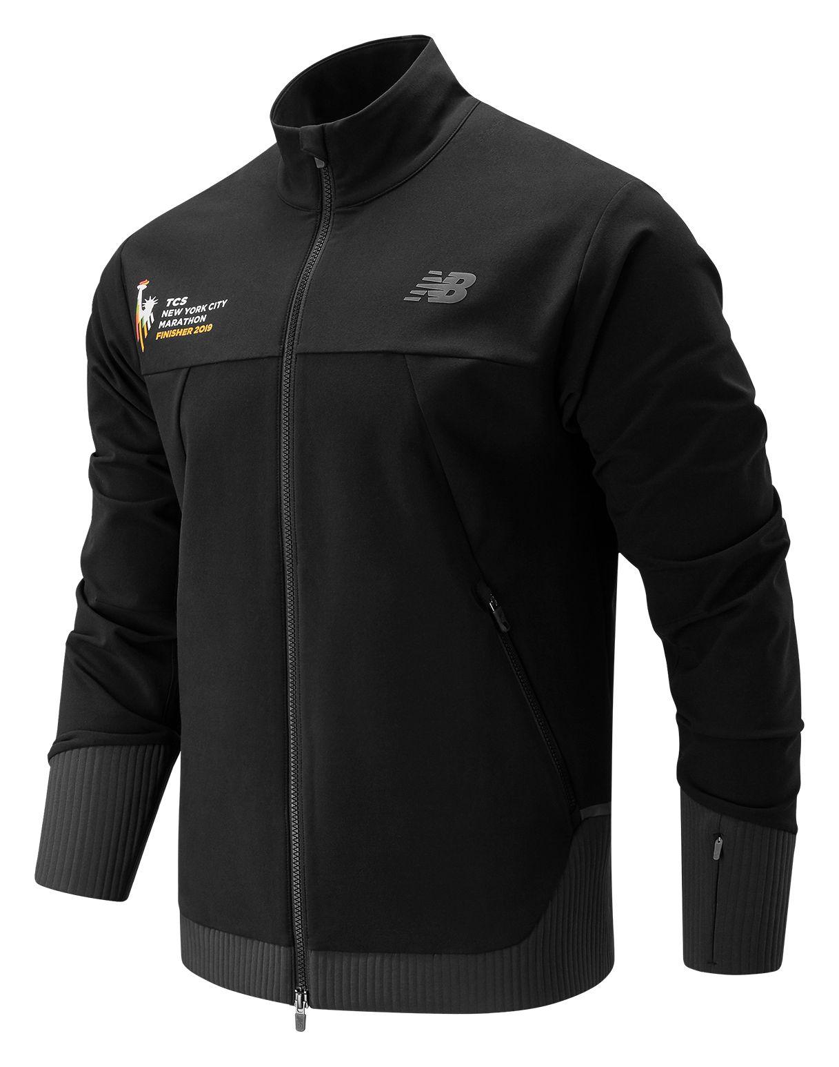 Men's 2019 NYC Marathon Q Speed Winterwatch Jacket