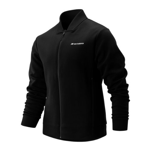 New Balance 93504 Men's Sport Style Core Jacket - Black (MJ93504BK)