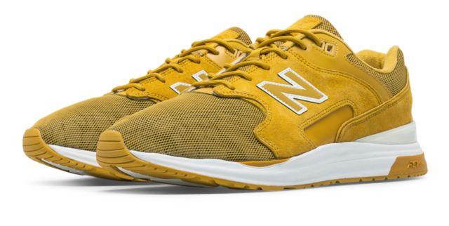 新百伦折扣店:New Balance新百伦 ML1550 男士复古跑步鞋37.99美元约¥262