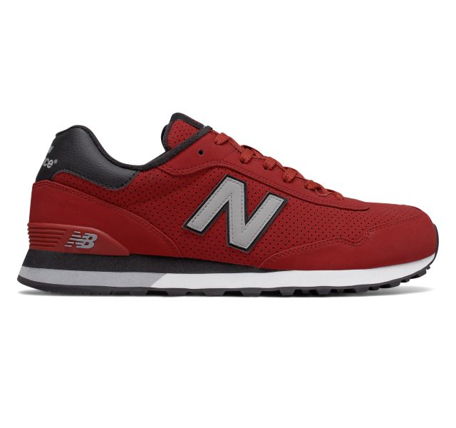 new balance 515 mens red
