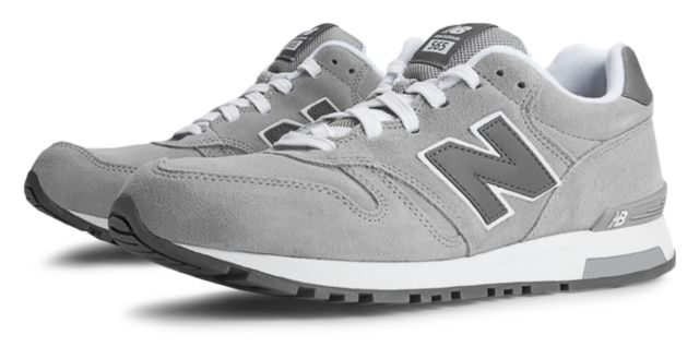 Mens New Balance Suede 565