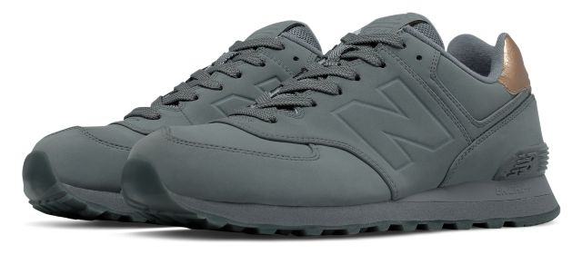 Men's 574 Molten Metal
