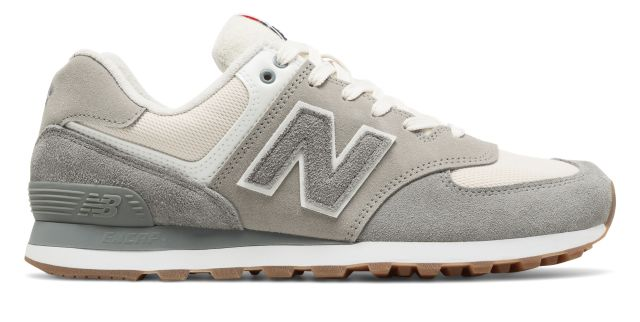 New Balance ML574 Sneakers with Mesh Gr. US 9