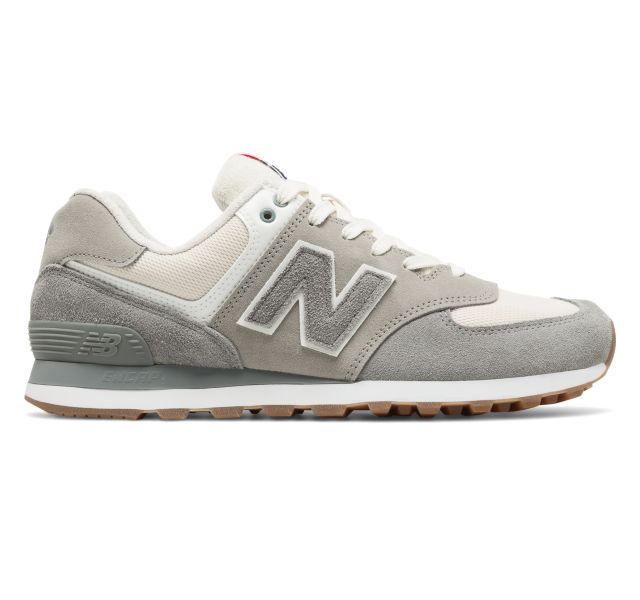 New Balance Men's 574 Resort Sport Lifestyle Fashion Sneaker