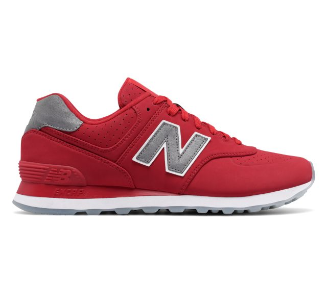 sentido común Afilar Insignificante  New Balance ML574-SYN on Sale - Discounts Up to 55% Off on ...