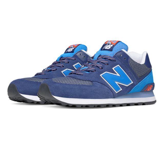 new balance men's ml574 day hiker running shoe