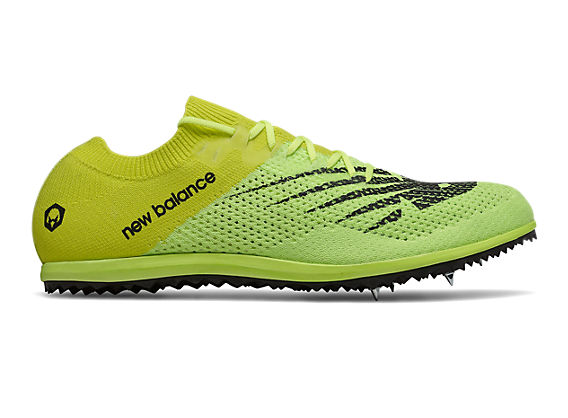 Men's LD5Kv7, Sulphur Yellow with Black