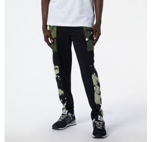 Men's NB Essential Camo Sweatpant