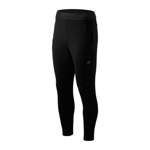 New Balance 93255 Men's Q Speed Crew Run Pant - Black (MP93255BK)