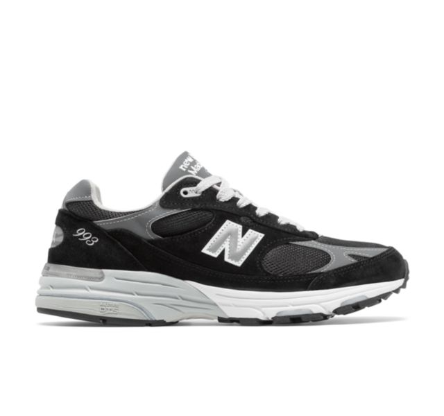 new balance 993 mens black