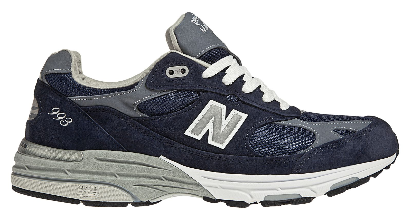 competitive price a3c6f 5ef93 Details about New Balance Men's Classic 993 Running Shoes Navy