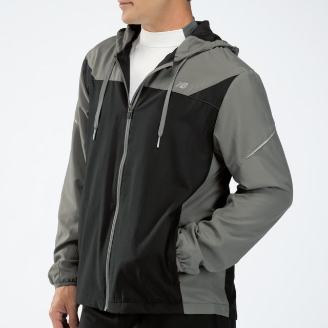 Sequence Hooded Jacket