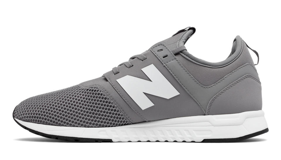 new balance hombre 247 gris