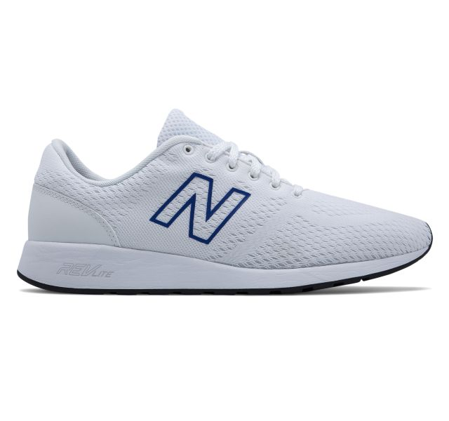 new balance 420 mesh trainers in white mrl420wb