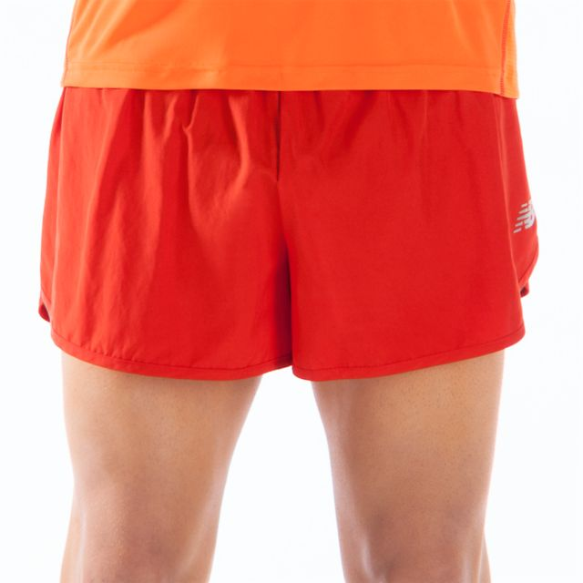 Mens Impact 3 inch Split Short