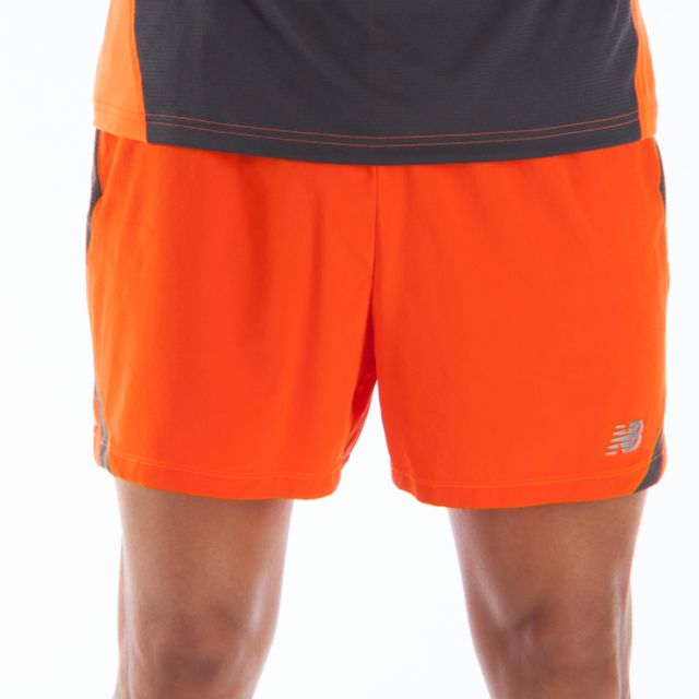Mens New Balance 5 inch Track Short