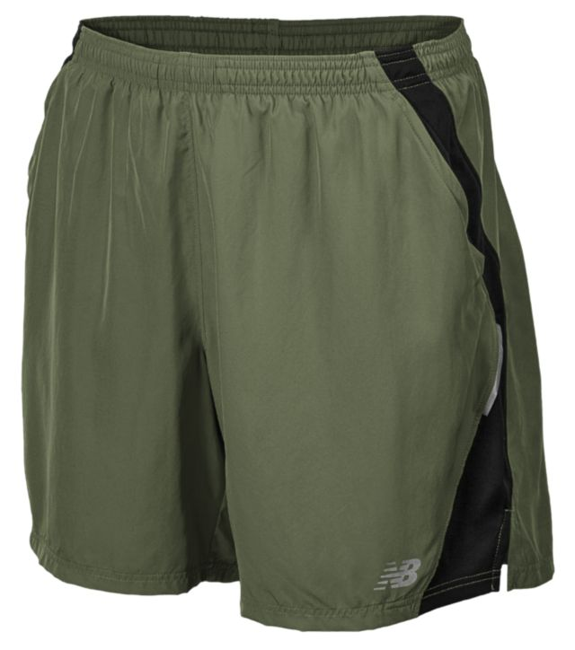 "Mens 7"" Run Short"
