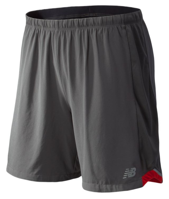 Mens Impact 7 Inch 2 in 1 Run Short