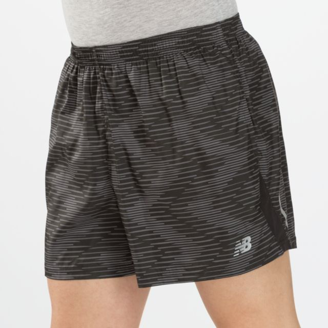Mens 5 inch Go 2 Graphic Short