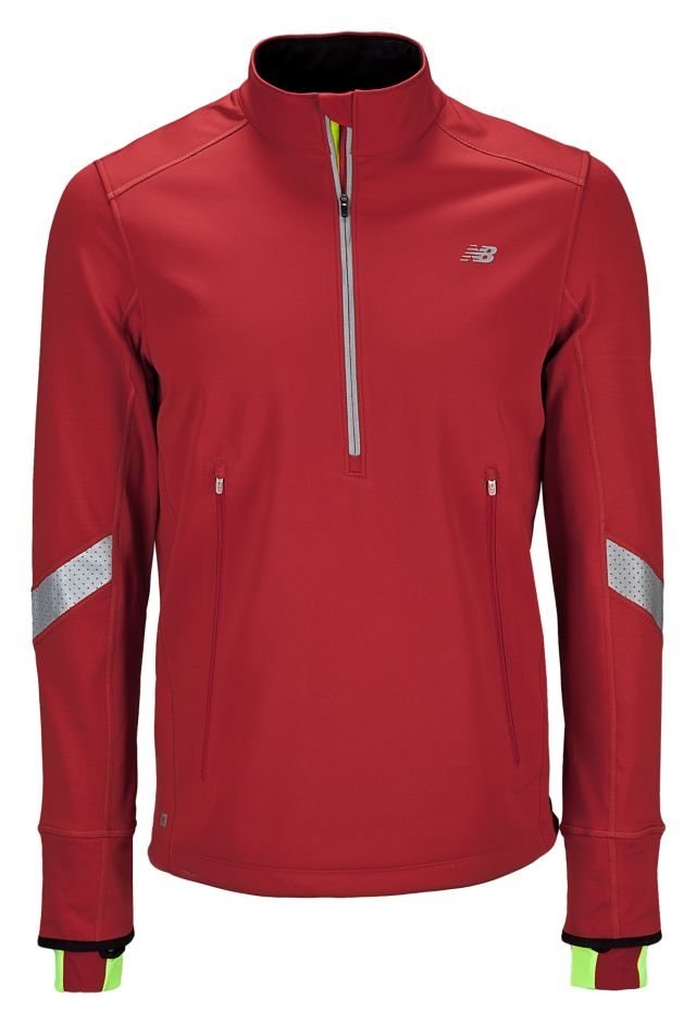 NBx Windblocker Half-Zip