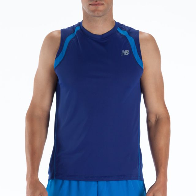 Mens Impact Sleeveless